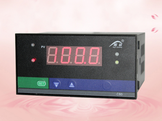 Single loop digital/light column display controller.