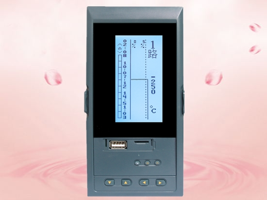 7000B vertical liquid crystal display instrument/paperless recorder.
