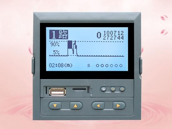 7000C series square liquid crystal display instrument/paperless recorder.