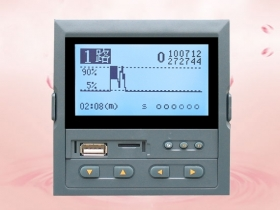 7000C series square liquid crystal display instrument/paperless recorder.