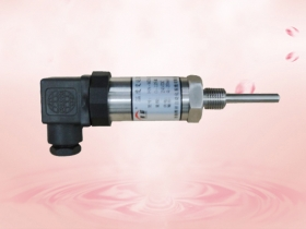 HX200 temperature transmitter.