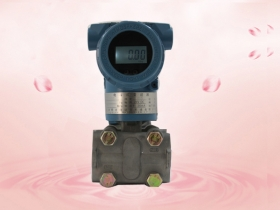Intelligent differential pressure transmitter