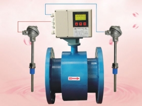 A type electromagnetic cold/heat meter