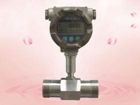 Hx-lwy and hx-lwyc thread series turbine flowmeter
