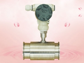 Hx-lwgy and hx-lwgb health turbine flowmeter