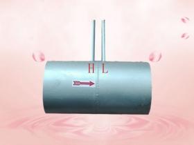 Welded orifice flowmeter